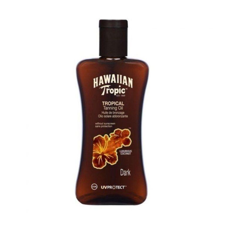 aceite bronceador tropical coco