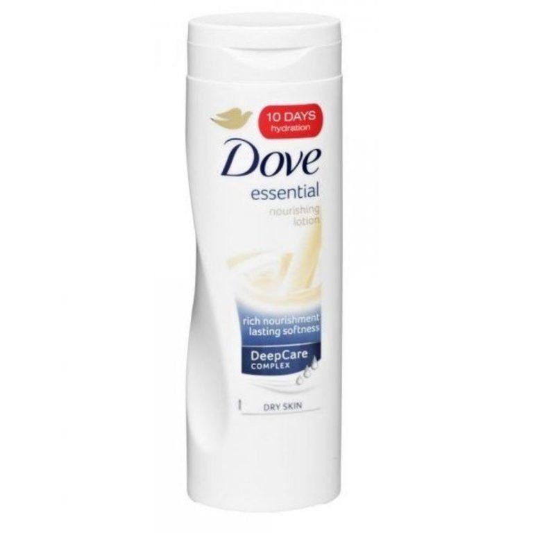 body milk piel seca dove