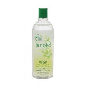 champu de te verde fresco y puro timotei
