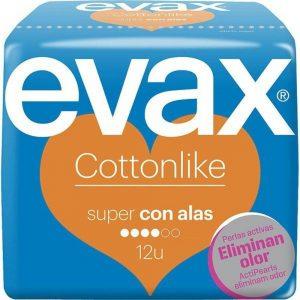 cottonlike super con alas evax