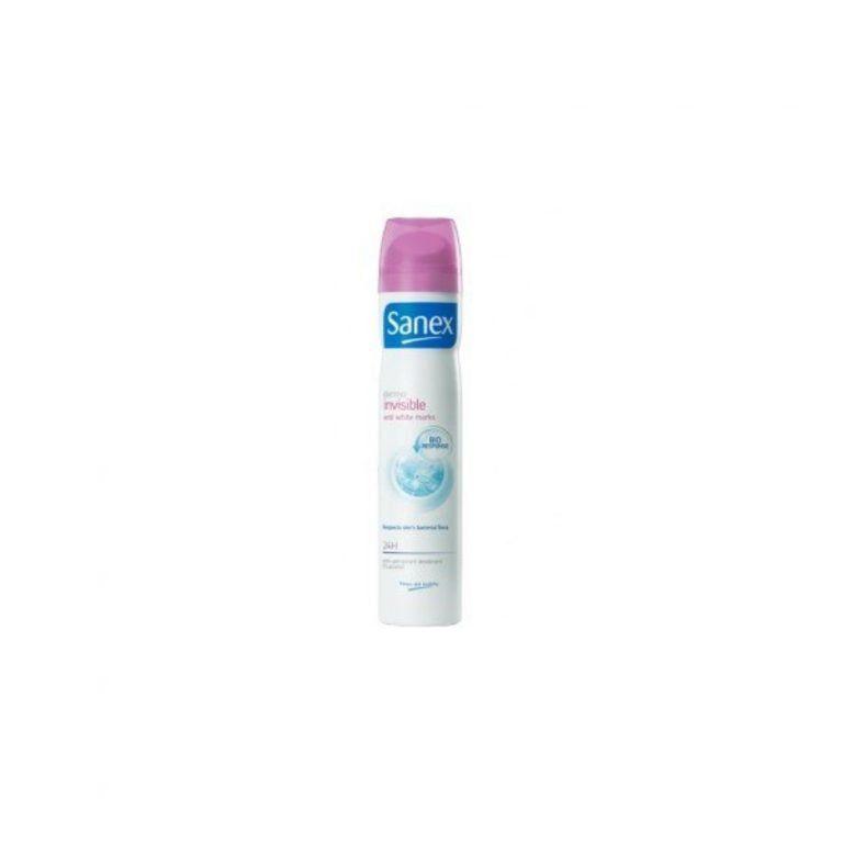 desodorante spray dermo invisible sanex