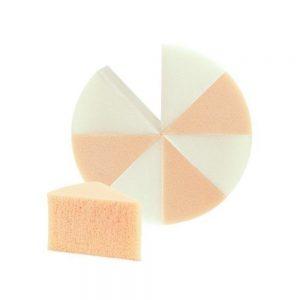 esponja de maquillaje partible latex 7 cm dia beter 1