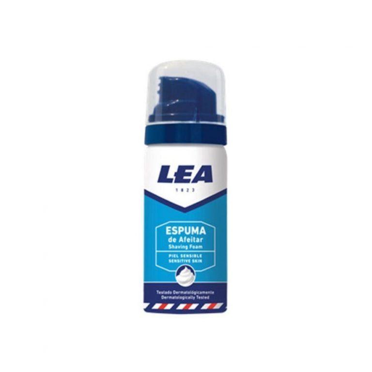 espuma de afeitar hidratante