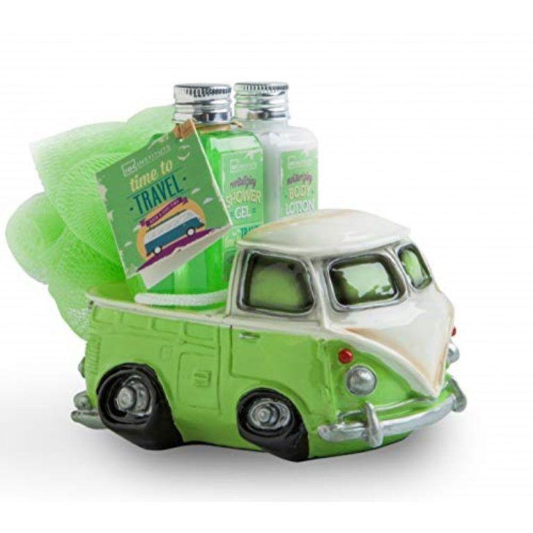 idc travel set verde