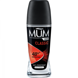 MUM FOR MEN DEO ROLL'ON 50ML CLASSIC