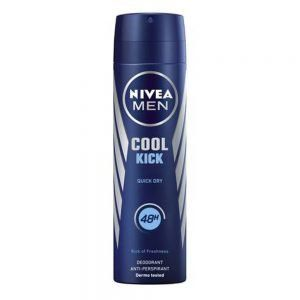 NIVEA FOR MEN DEO SPRAY 200ML COOL KICK PRM