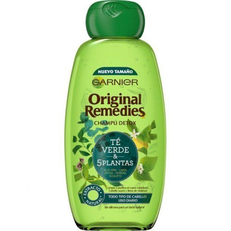 original remedies 5 plantas champu original
