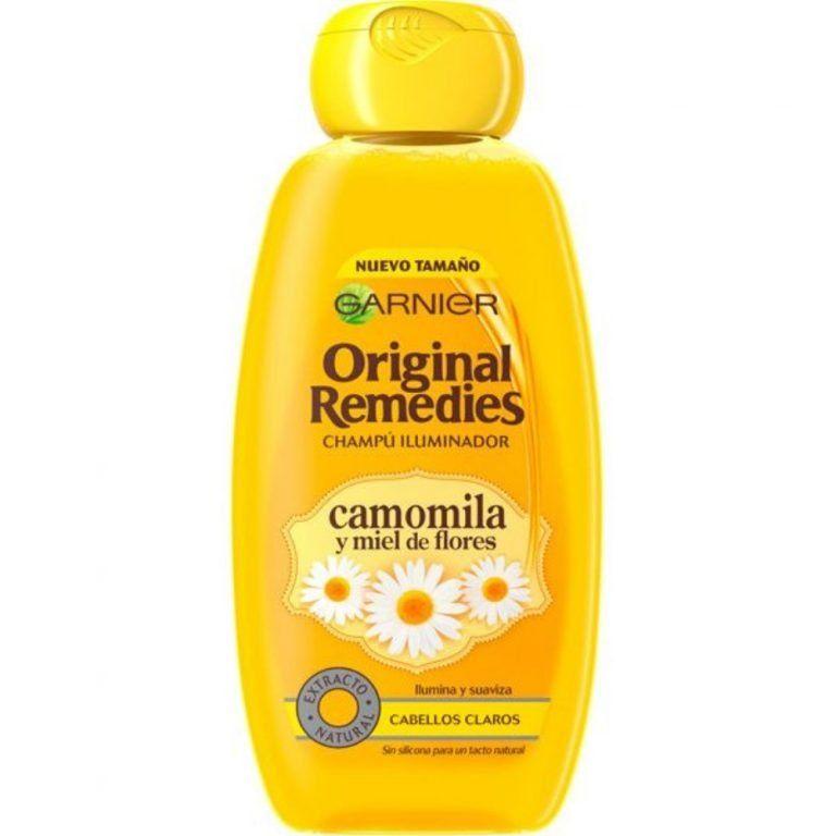 original remedies camomila champu original