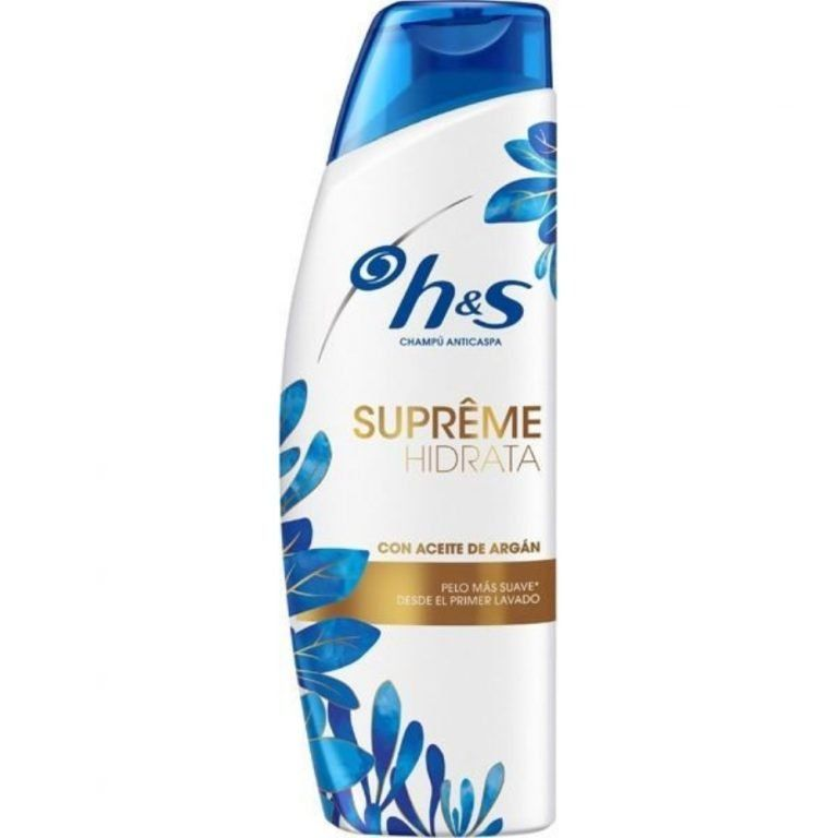 supreme hidrata champu anticaspa hs