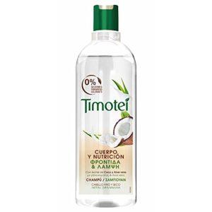 TIMOTEI CHAMPU 400ML COCO&ALOE PRM
