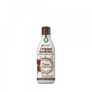 Garnier Mascarilla de pelo Leche OriginalRemedies Cacao 000 3600542236782 Front
