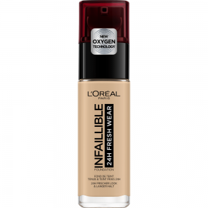 L'OREAL INFALIBLE MAQUILLAJE FLUIDO 120 VANILLE