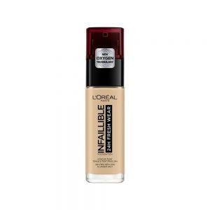 L'OREAL INFALIBLE MAQUILLAJE FLUIDO 100 LINEN