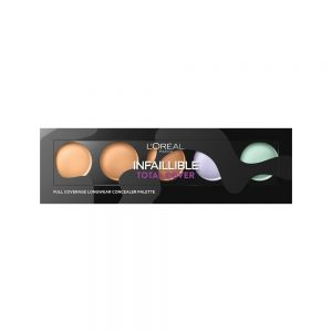 L'OREAL INFALIBLE TOTAL COVER CORRECTOR PALETTE
