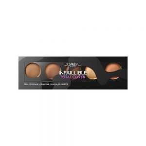 L'OREAL INFALIBLE PALETA COVER CONCEALER 2 DARK/S