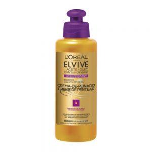 L Oreal Paris Cabello Elvive Aceite Extraordinario Crema Peinado 000 3600523203826 Front