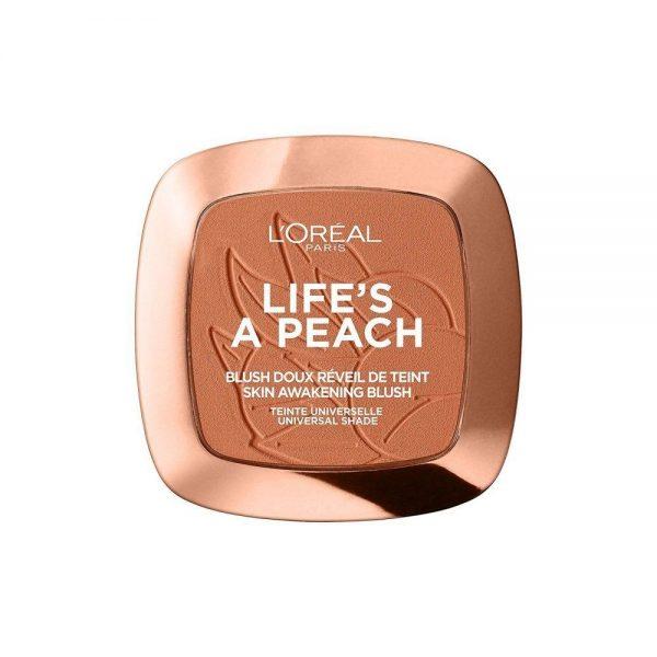 L Oreal Paris Compact Polvos sol Duo Peach 000 3600523560813 Front