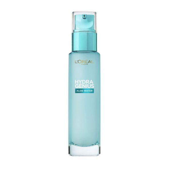 L Oreal Paris Cream Cuidado liquido Piel mixta grasa Hydra Genius Aloe Water 000 3600523363216 Front