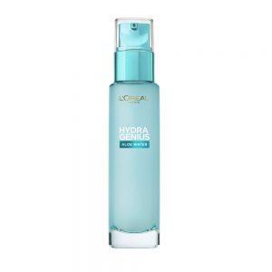 L Oreal Paris Cream Cuidado liquido Piel seca sensible Hydra Genius Aloe Water 000 3600523464609 Front