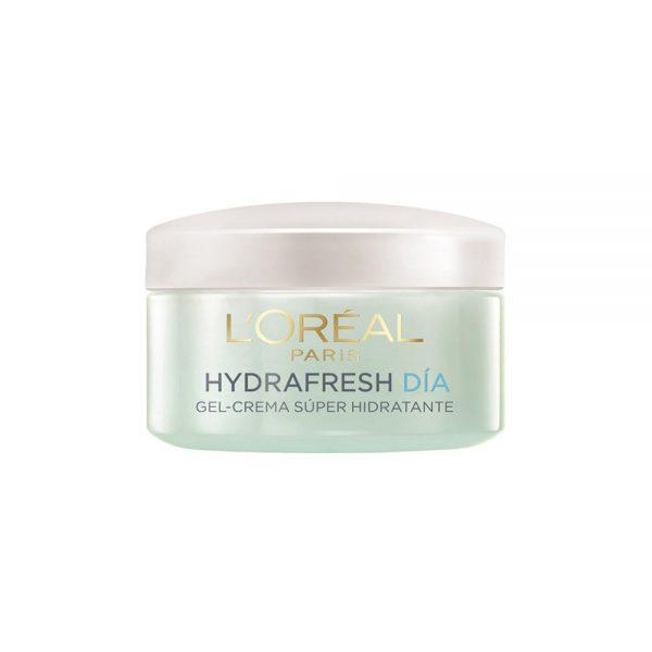 L Oreal Paris Cream Gel Crema Hidratante dia Hydrafresh 000 8411300033605 Front