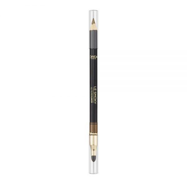 L Oreal Paris Eyeliner Color Riche Kajal 000 3600523409389 Front