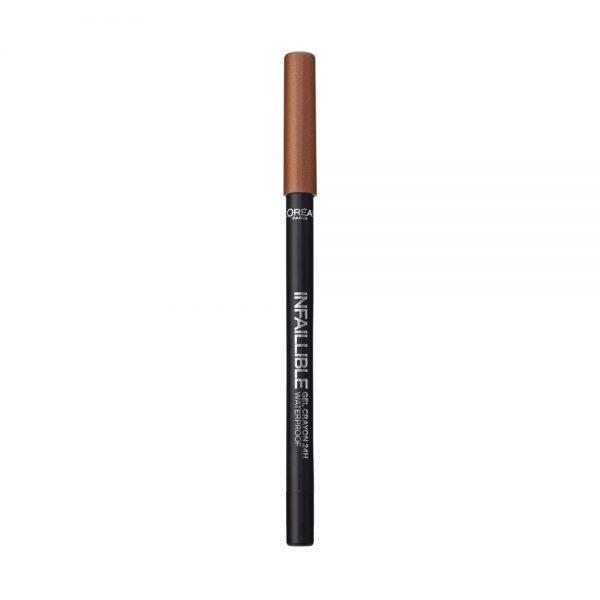 L Oreal Paris Eyeliner Infalible Gel Crayon 000 3600523351534 Front