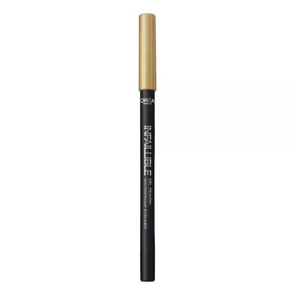 L Oreal Paris Eyeliner Infalible Gel Crayon 000 3600523351541 Front