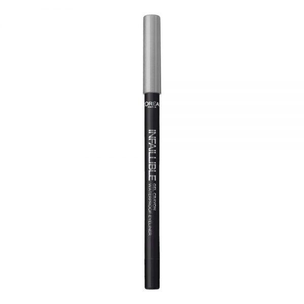 L Oreal Paris Eyeliner Infalible Gel Crayon 000 3600523351558 Front