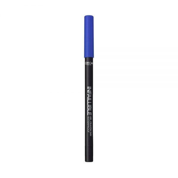 L Oreal Paris Eyeliner Infalible Gel Crayon 000 3600523351589 Front
