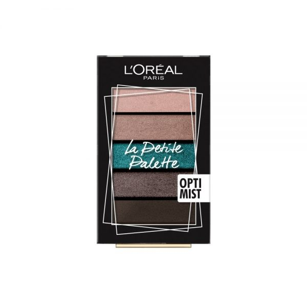 L Oreal Paris Eyeshadow Petite Palette 000 3600523556038 Front