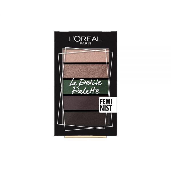 L Oreal Paris Eyeshadow Petite Palette 000 3600523556052 Front