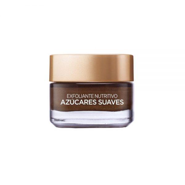 L Oreal Paris Face Scrub Azucares suaves exfoliante nutritivo manteca cacao 000 3600523541393 Front