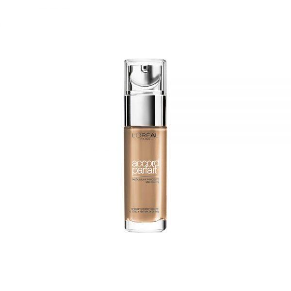 L Oreal Paris Foundation Maquillaje Accord Parfait 000 3600523016419 Front