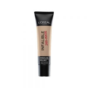 L Oreal Paris Foundation Maquillaje Infalible Mate 24H 000 0000030116528 Front
