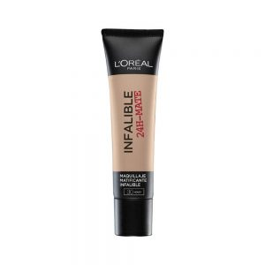 L Oreal Paris Foundation Maquillaje Infalible Mate 24H 000 0000030116542 Front