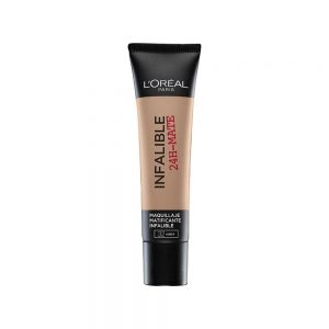 L Oreal Paris Foundation Maquillaje Infalible Mate 24H 000 0000030116559 Front