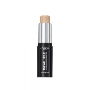 L'OREAL INFALIBLE FDT STICK MAQUILLAJE COMPACTO 180 BEIGE ECLAT/RA