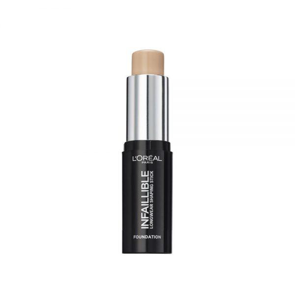 L Oreal Paris Foundation Maquillaje Infalible Stick 000 3600523531523 Front