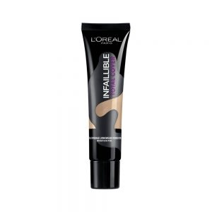 L'OREAL INFALIBLE TOTAL COVER MAQUILLAJE FLUIDO 22