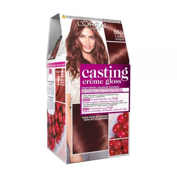 L Oreal Paris Hair Casting Creme Gloss Caoba 000 3600520983882 Front