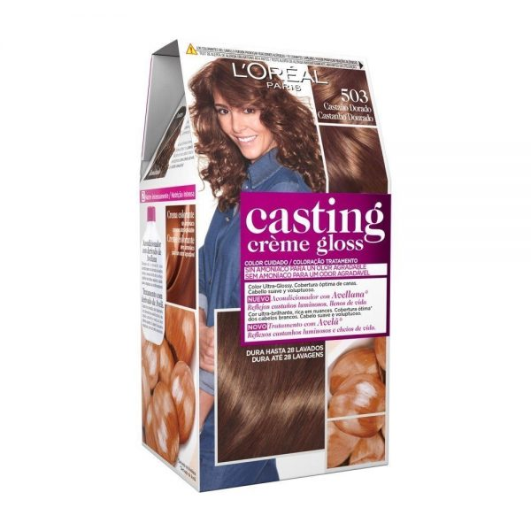 L Oreal Paris Hair Casting Creme Gloss Casta o Dorado 000 3600523299096 Front