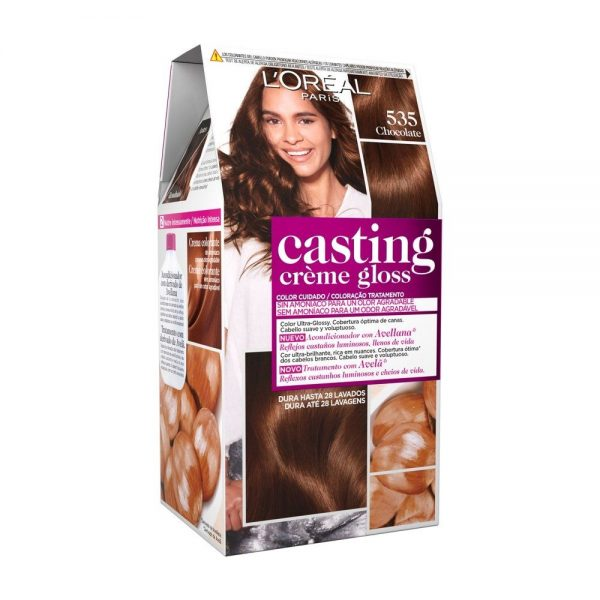 L Oreal Paris Hair Casting Creme Gloss Chocolate 000 3600521188668 Front