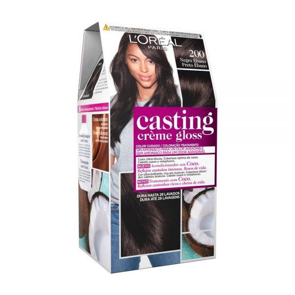 L Oreal Paris Hair Casting Creme Gloss Negro Ebano 000 3600520983776 Front