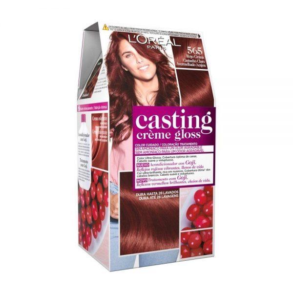 L Oreal Paris Hair Casting Creme Gloss Rojo Grana 000 3600520983899 Front
