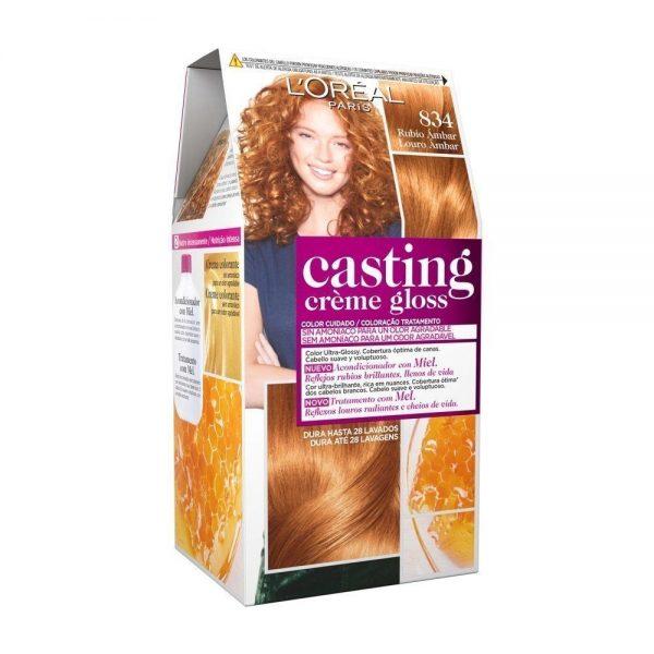 L Oreal Paris Hair Casting Creme Gloss Rubio Ambar 000 3600520984001 Front