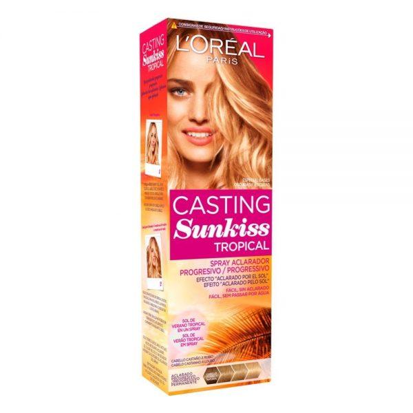 L Oreal Paris Hair Casting Sunkiss Tropical Spray Aclarador 000 3600523250974 Front