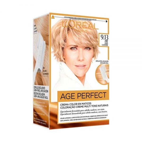 L Oreal Paris Hair Coloracion Age Perfect Rubio Camel 000 3600522865360 Front