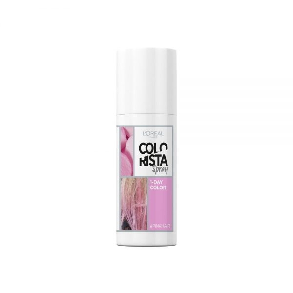 L Oreal Paris Hair Colorista Spray Pink Hair 000 3600523387571 Front
