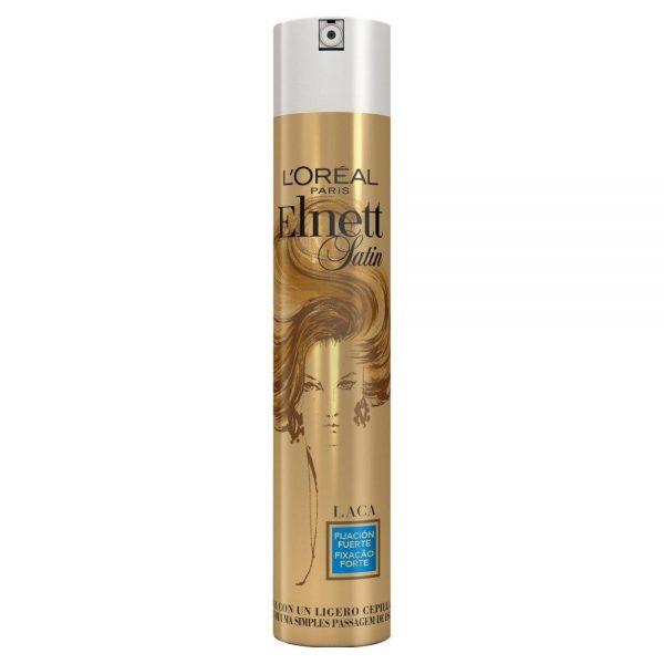 L Oreal Paris Hair Spray Laca Elnett Fijacion Fuerte 000 8411300625022 Front