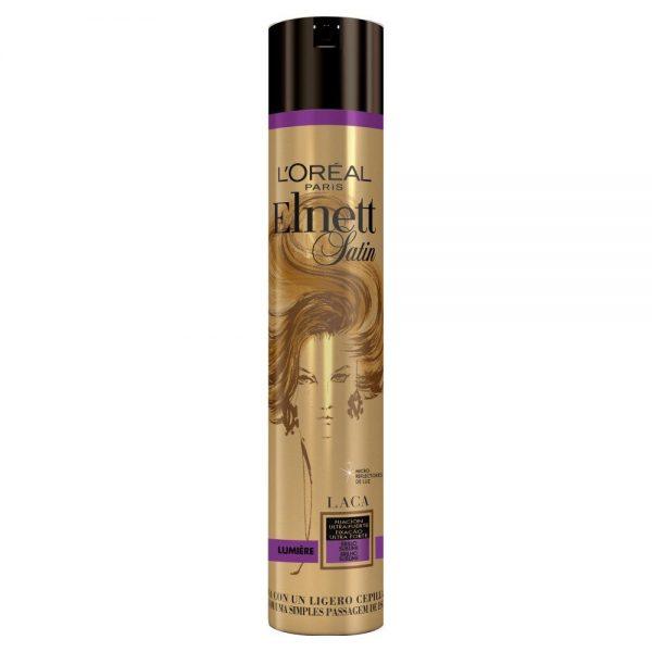 L Oreal Paris Hair Spray Laca Elnett Satin fiacion ultrafuerte 000 3600522280521 Front